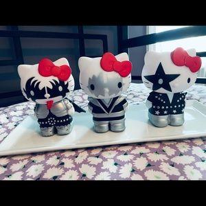 Hello Kitty x KISS Funko Pop Set (3)